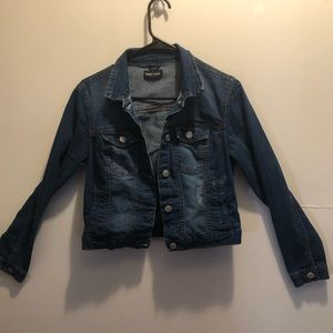 5 for $15 Blue jean jacket